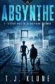 Couverture Absynthe, tome 1 : C'était nuit en le solitaire Octobre Editions MxM Bookmark 2017