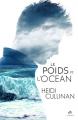 Couverture Le poids de l'océan Editions MxM Bookmark 2017