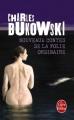 Couverture Les nouveaux contes de la folie ordinaire Editions Le Livre de Poche 2014