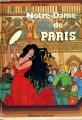 Couverture Notre-Dame de Paris, abrégé Editions Fernand Nathan 1980