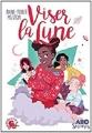 Couverture Allô sorcières, tome 1 : Viser la lune Editions Poulpe fictions 2017