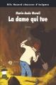 Couverture La dame qui tue Editions L'école des loisirs (Médium) 2012