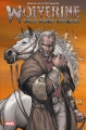 Couverture Wolverine : Old man Logan Editions Marvel 2017