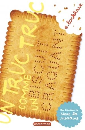 Couverture Ruby Oliver, double, tome 1 et 2 : Un truc truc comme un biscuit craquant