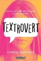 Couverture Textrovert Editions Michel Lafon 2017