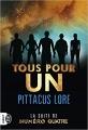 Couverture Les Loriens, tome 7 : Tous pour Un Editions J'ai Lu 2017