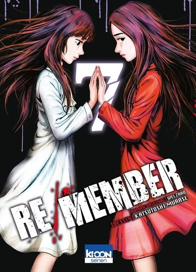 Couverture Re/Member, tome 07