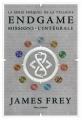 Couverture Endgame Missions, intégrale Editions Gallimard  2017