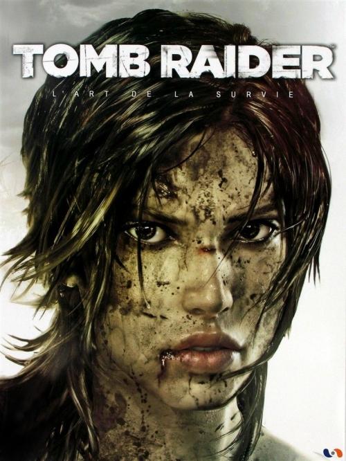Couverture Tomb Raider : L'art de la survie