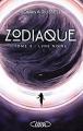 Couverture Zodiaque, tome 3 : Lune noire Editions Michel Lafon 2017