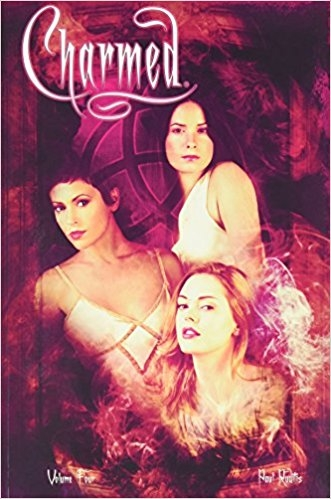 Couverture Charmed, season 9, book 4