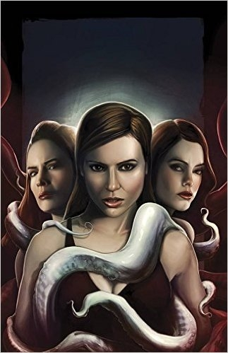 Couverture Charmed, season 10, book 1