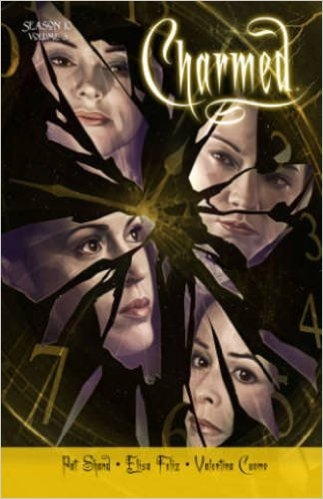 Couverture Charmed, season 10, book 3