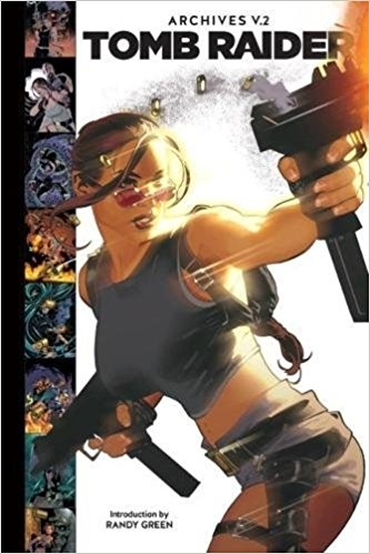 Couverture Tomb Raider: Archives, book 2