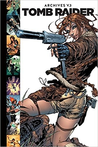 Couverture Tomb Raider: Archives, book 3