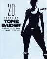 Couverture 20 ans de Tomb Raider Editions Square enix 2016