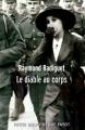 Couverture Le diable au corps Editions Payot 2012