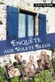 Couverture Enquête aux Volets bleus Editions IS 2017
