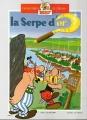 Couverture Astérix, tome 02 : La serpe d'or Editions France Loisirs 1992