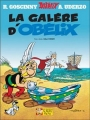 Couverture Astérix, tome 30 : La galère d'Obélix Editions Albert René 1996