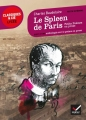 Couverture Le spleen de Paris / Petits poèmes en prose Editions Hatier (Classiques & cie - Lycée) 2013