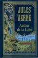 Couverture Voyage lunaire, tome 2 : Autour de la lune Editions Fabbri (Bibliothèque Jules Verne) 2003