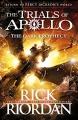 Couverture Les travaux d'Apollon, tome 2 : La prophétie des ténèbres Editions Puffin Books 2017