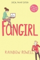 Couverture Fangirl Editions Macmillan (Children's Books) 2015
