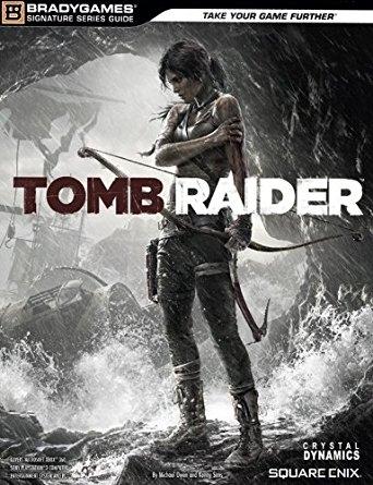 Couverture Guide officiel : Tomb Raider