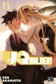 Couverture UQ Holder !, tome 11 Editions Pika 2016
