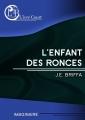 Couverture L'Enfant des ronces Editions L'ivre-book 2016