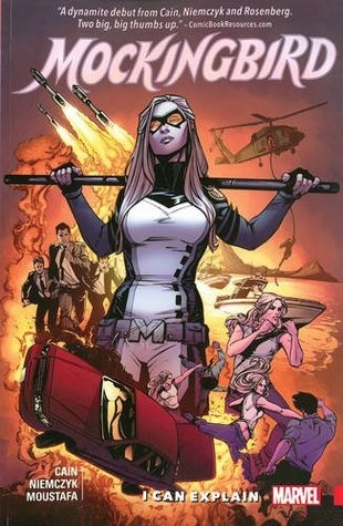 Couverture Mockingbird, book 1: I Can Explain
