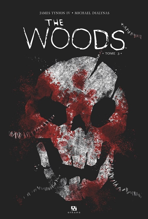 Couverture The Woods, tome 3