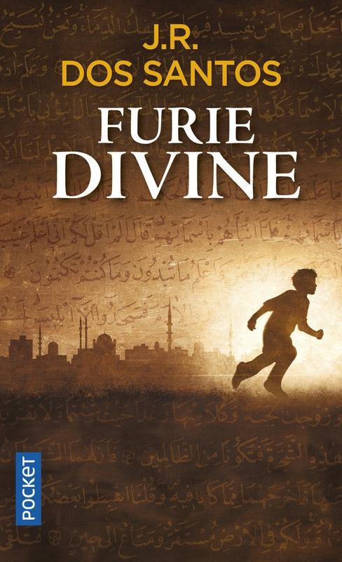 Couverture Furie Divine