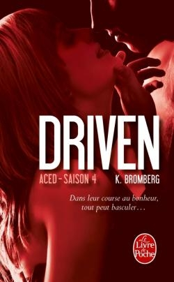 Couverture Driven, tome 4 : Aced