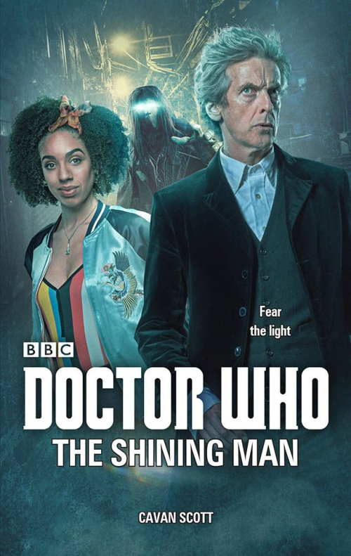 Couverture Doctor Who: The shining man