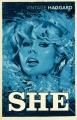 Couverture Elle / La Cité sous la montagne / She, tome 1 Editions Vintage (Classics) 2013