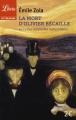 Couverture La mort d'Olivier Bécaille et autres nouvelles Editions Librio (Littérature) 2015