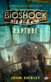 Couverture Bioshock : Rapture Editions Milady (Gaming) 2017