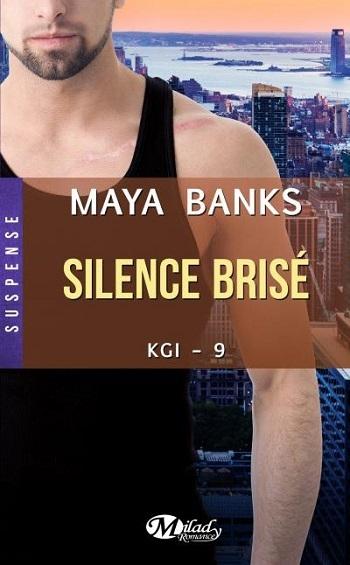 Couverture KGI, tome 09 : Silence brisé