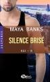 Couverture KGI, tome 09 : Silence brisé Editions Milady (Romance - Suspense) 2017