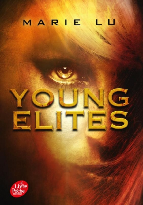 Couverture Young elites, tome 1