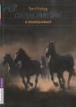 Couverture Cheval fantôme, tome 6 : Le troupeau menacé Editions Flammarion (Jeunesse) 2010