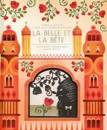 Couverture La Belle et la Bête (Baruzzi)