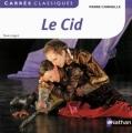 Couverture Le Cid Editions Nathan (Carrés classiques) 2016