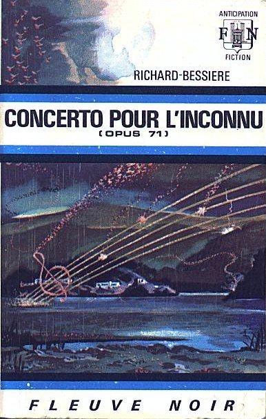 Couverture Concerto pour l'inconnu (opus 71)