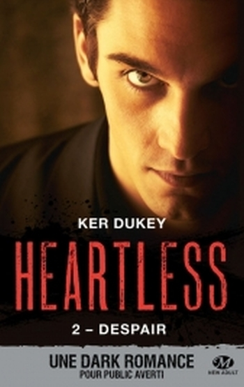 Couverture Heartless, tome 2 : Despair