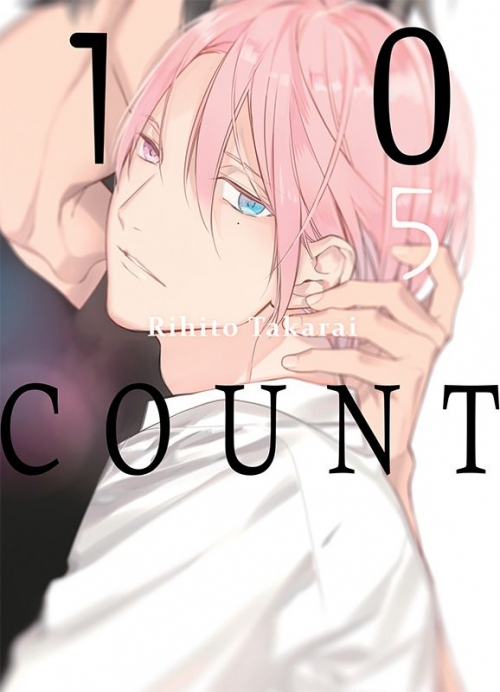 Couverture 10 count, tome 5