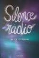 Couverture Silence radio Editions Nathan (Grand format) 2017