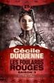 Couverture Les Foulards Rouges, saison 3, épisode 1 : The Cell Editions Bragelonne (Snark) 2016